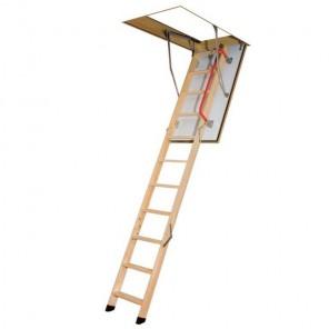 FAKRO LKW scara modulara de lemn