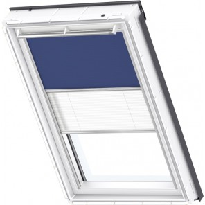 VELUX Rulou Duo opac + plisat