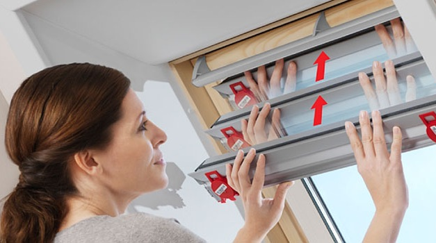 velux montak pick and click