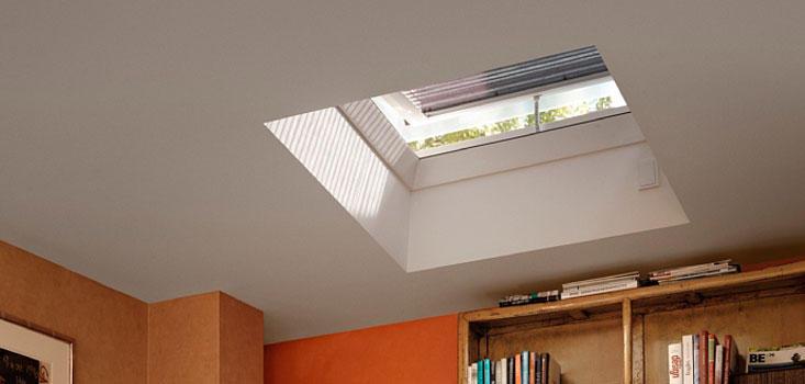velux rulouri plisate ferestre pentru acoperis terasa. Black Bedroom Furniture Sets. Home Design Ideas